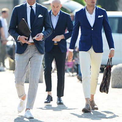 夏の装いでさわやかビジネスマンに! 男のクールビズ特集