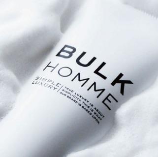 BULK HOMME公式