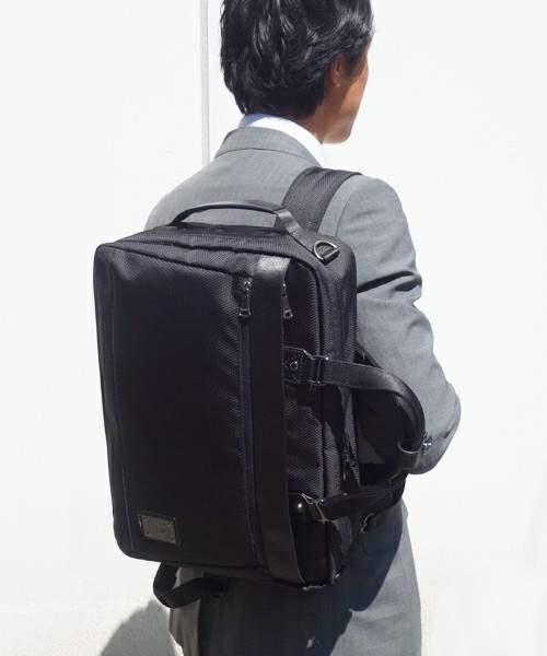 理想のビジネスバッグは「使用シーン」で選ぶ。人気メンズバッグブランド12選 21番目の画像