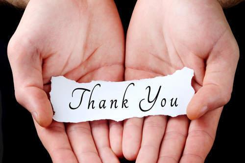「Thank you」だけじゃない!お礼と感謝の気持ちが伝わる「TPO別英語フレーズ」