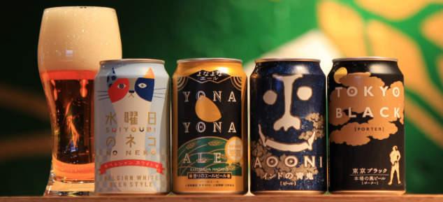 """【飲み比べ】花見で喜ばれる""""缶ビール7銘柄""""を購入して、花見のヒーローに!"""