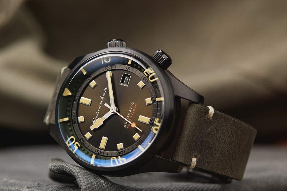 イタリア発の高コスパ腕時計「スピニカー」が日本上陸。ヴィンテージ×ダイバーがブームになるか?