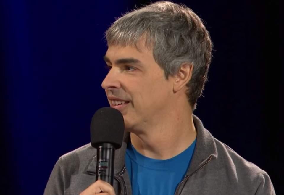 【全文】Google創業者ラリー・ペイジが語る、Googleが目指す未来とイノヴェイションの秘訣 1番目の画像
