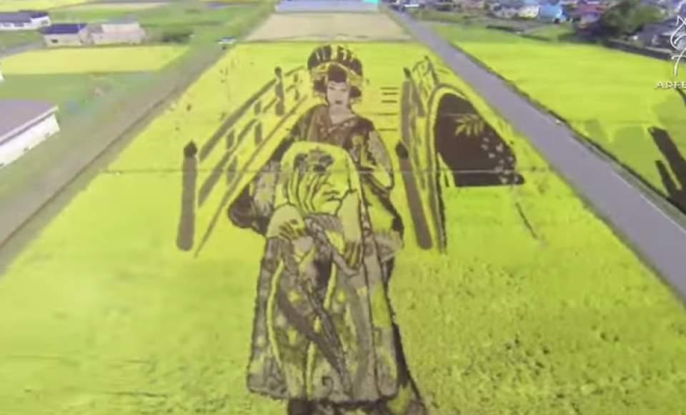 世界初の「お米が買えるポスター」風景を即座に売り場へと変える画期的なアプリ「Rice-Code」 3番目の画像