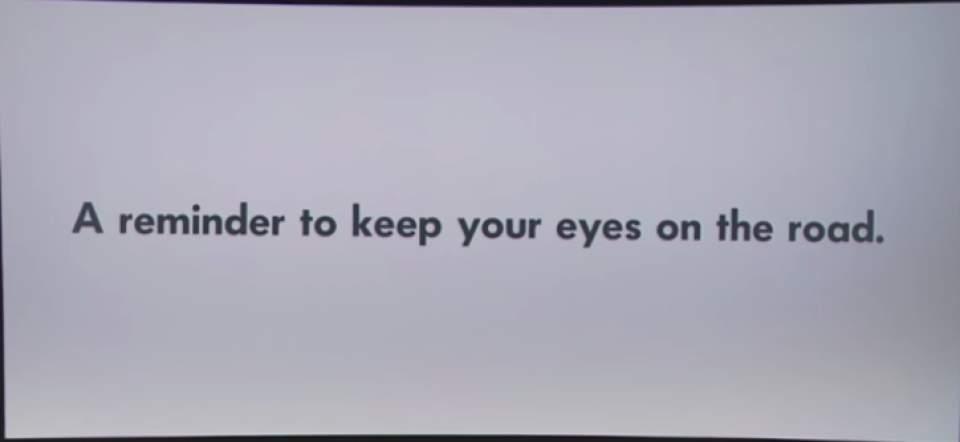 【動画】「絶対に目を離してはいけない…」わき見運転の恐怖を体験させる「フォルクスワーゲン」の実験 9番目の画像