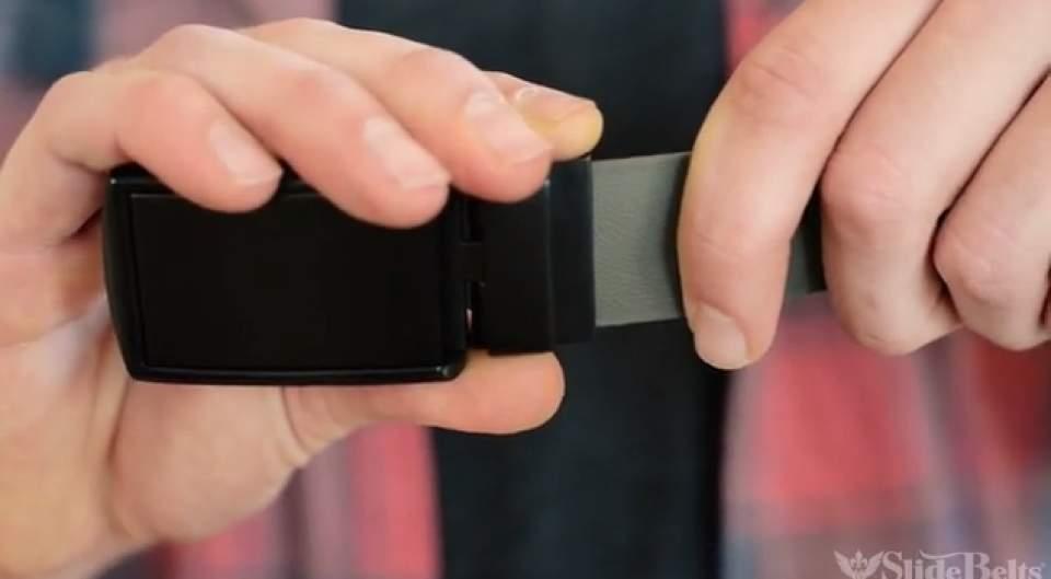 GPS搭載、火起こしやナイフもついてるクールなサバイバル用ベルト「Survival Belt」 2番目の画像