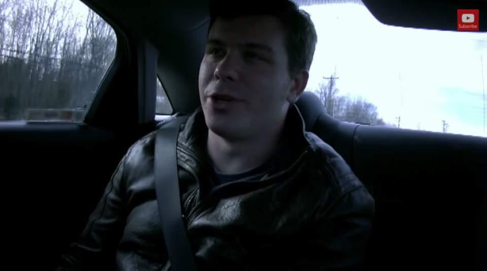 【動画】過激すぎるペプシのドッキリ!失神寸前のターゲットは、暴走タクシーから降りられるのか… 4番目の画像