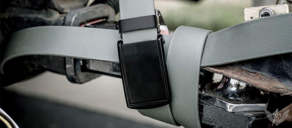 GPS搭載、火起こしやナイフもついてるクールなサバイバル用ベルト「Survival Belt」 9番目の画像
