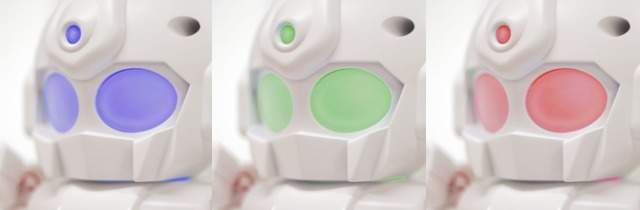 ちっちゃいガンダムみたいで可愛い!世界中で話題沸騰の組み立て式ロボット「RAPIRO(ラピロ)」 5番目の画像