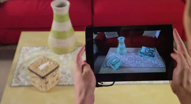 自分の部屋がゲームの世界に!大人の遊びゴコロをくすぐる最新のAR技術「Vuforia」 3番目の画像