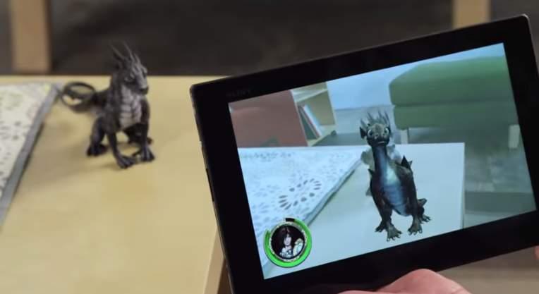 自分の部屋がゲームの世界に!大人の遊びゴコロをくすぐる最新のAR技術「Vuforia」 8番目の画像