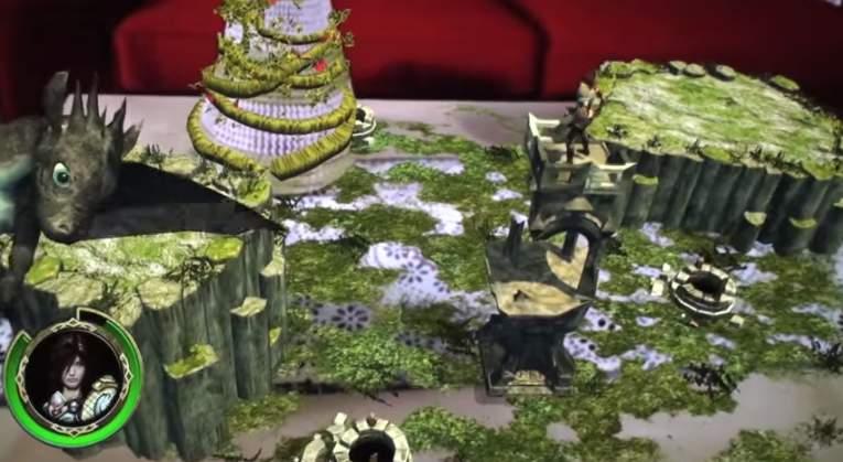 自分の部屋がゲームの世界に!大人の遊びゴコロをくすぐる最新のAR技術「Vuforia」 9番目の画像