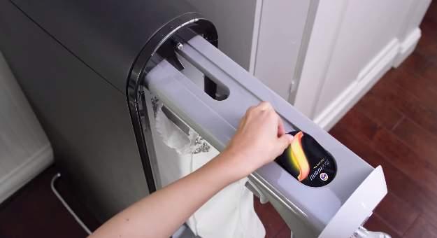 10分で洗濯・乾燥・アイロン!今すぐ着たい衣類を速攻ケアする超スリムな次世代家電「Swash」 5番目の画像