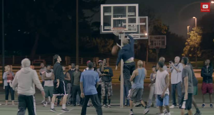 バスケ界に新生あらわる!史上最強の老人コンビが、ストバスの若者を滅多打ちにする。その正体は…。 11番目の画像