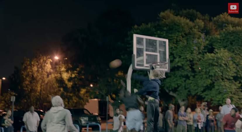 バスケ界に新生あらわる!史上最強の老人コンビが、ストバスの若者を滅多打ちにする。その正体は…。 12番目の画像