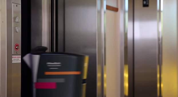 ロボットがルームサービスを届けてくれる!?海外ホテルで働く執事ロボットが本当に全自動だった 5番目の画像