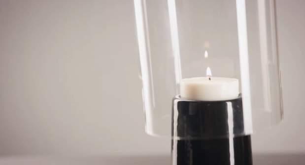 ただのインテリア…じゃないんです!電池も電源もいらない、ろうそくの火で動くスピーカー登場 6番目の画像