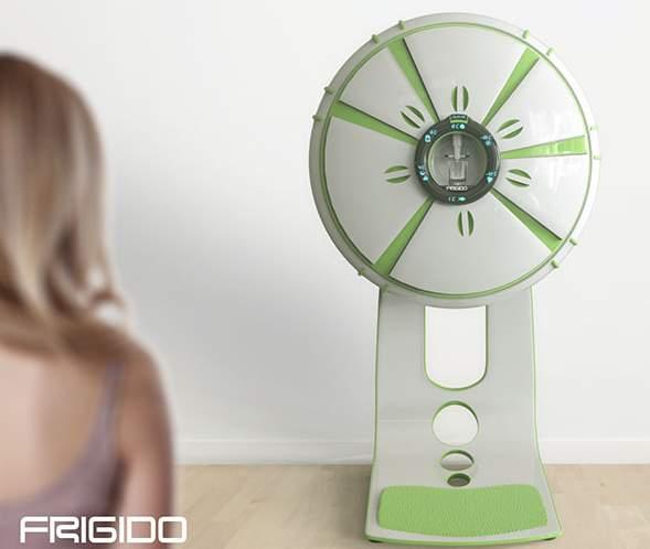 6つの扉の冷蔵庫!?海外デザイナーが生み出した冷蔵庫「FRIGIDO」が近未来的 1番目の画像
