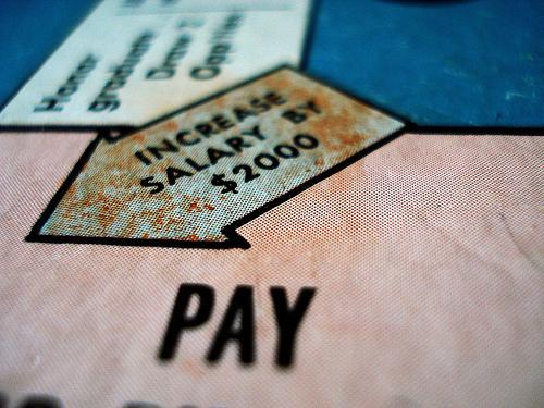 景気回復で公務員の給料が上がるかも!公務員と民間の給料の関係「民間準拠」について解説してみた 1番目の画像