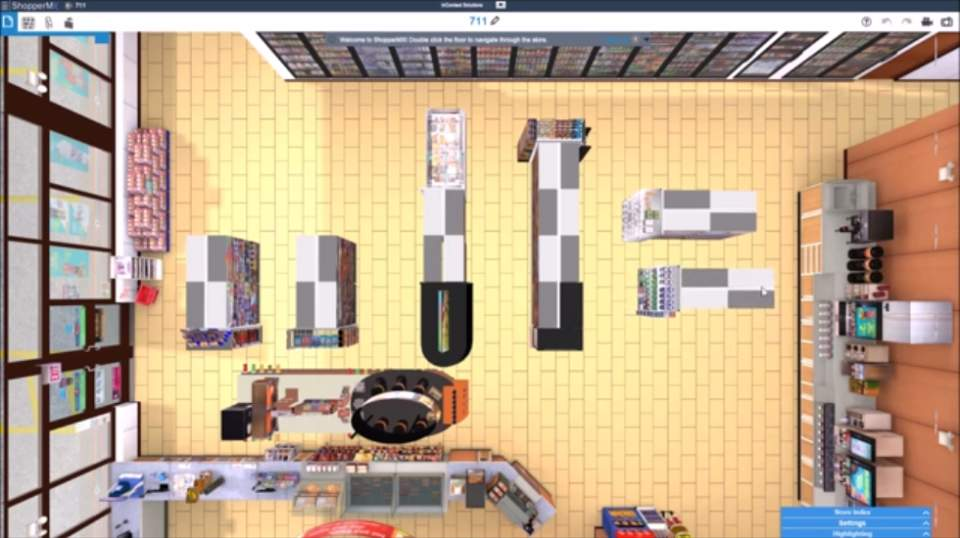 顧客の動線まで設計可能!3Dの仮想店舗でシミュレーションが行えるサービスがスゴい! 2番目の画像