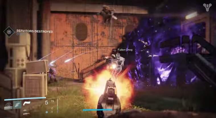 何だこの世界観…!発売前から話題のゲーム「Destiny」のプロモーションにGoogleが協力 2番目の画像