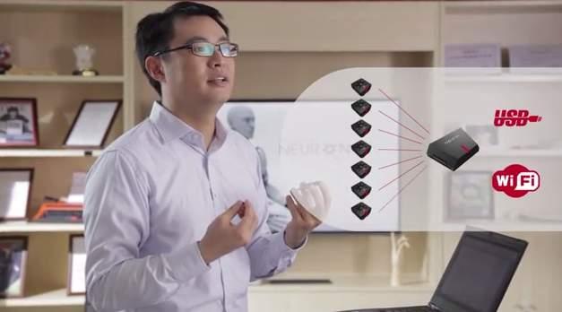 大きさわずか1cm!?超小型センサー「NEURON」がモーションキャプチャーの常識を覆す! 4番目の画像