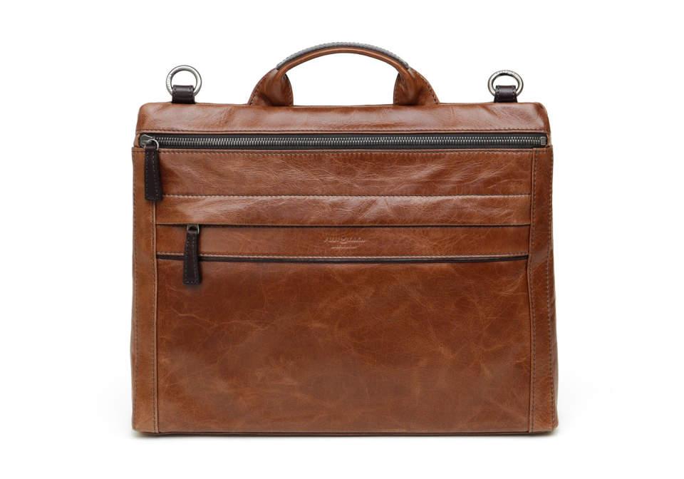 大容量なのにこんなに軽い!おしゃれと軽量を兼ね備えたビジネスバッグまとめ 2番目の画像
