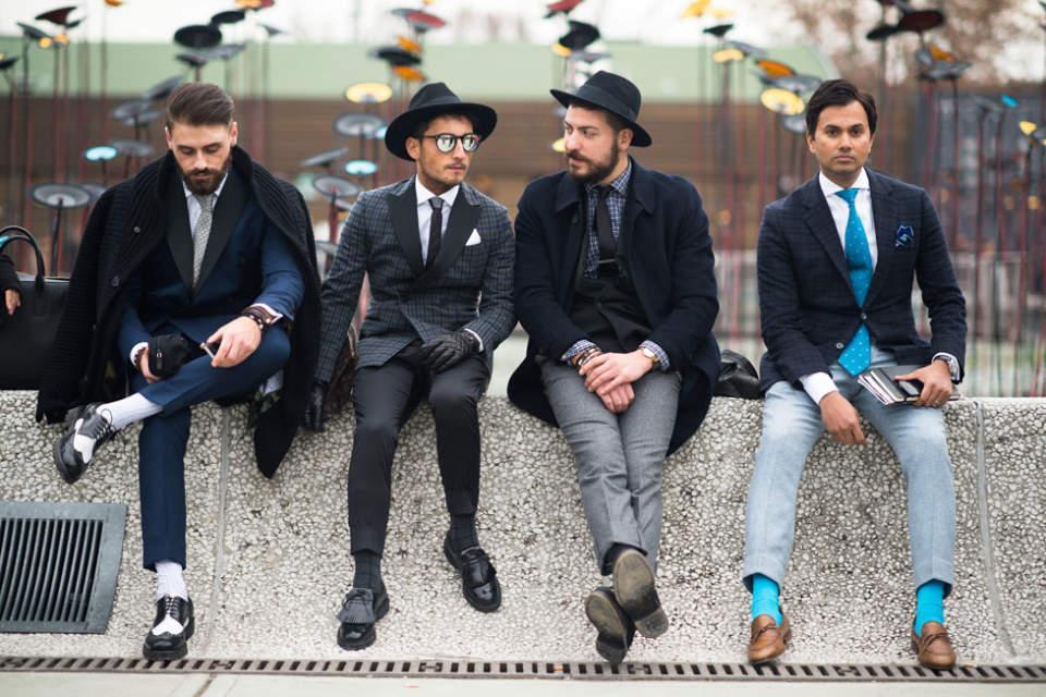 おしゃれな人は靴を見る!スーツスタイルをおしゃれに見せる革靴の選び方4つのポイント 1番目の画像