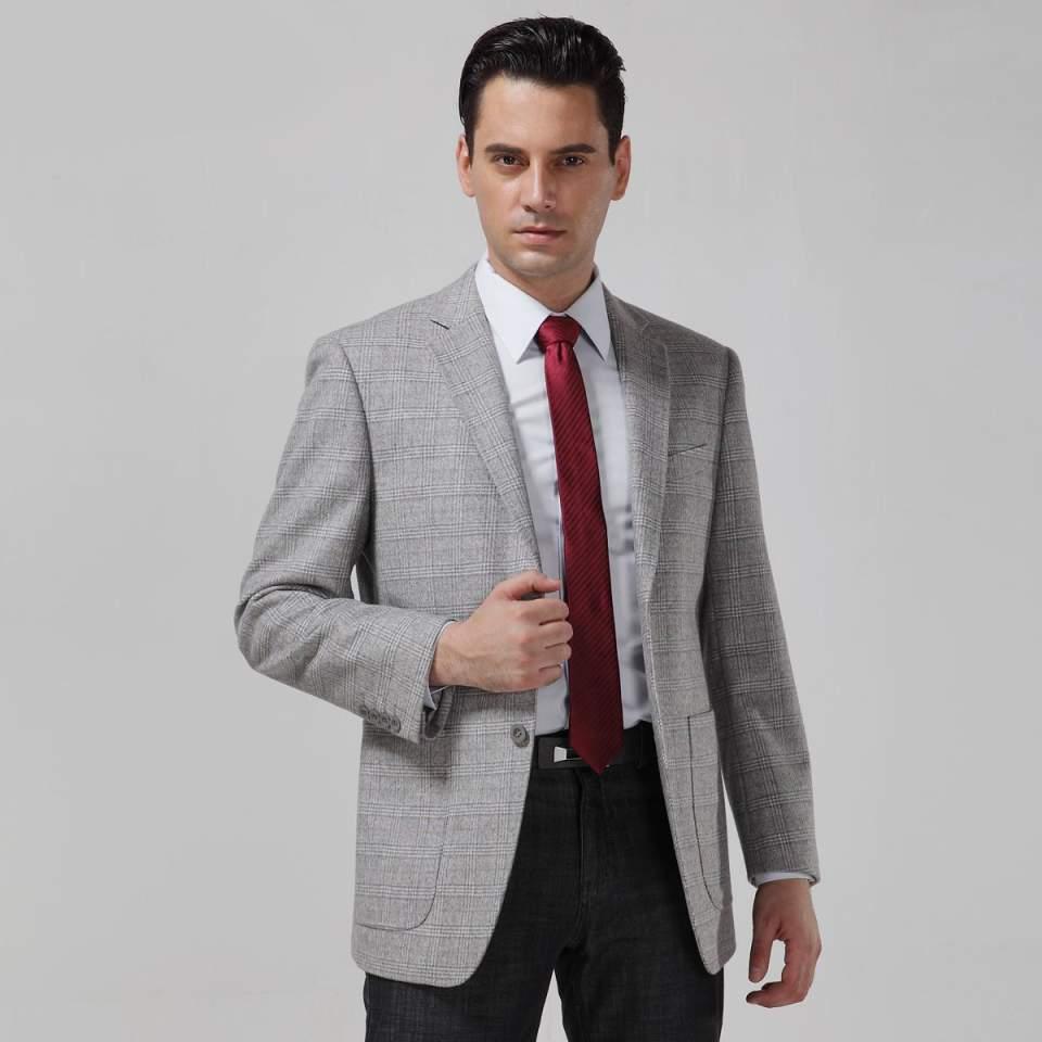 とりあえず揃えておきたい、王道ビジネスファッションのコーディネート4選 5番目の画像