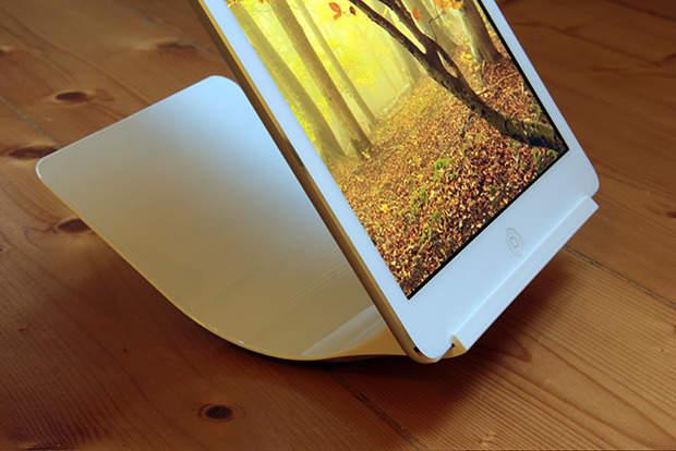 これが最強のiPadスタンドだ!シンプルさをとことん追求した「Yohann」のデザインが美しい 3番目の画像