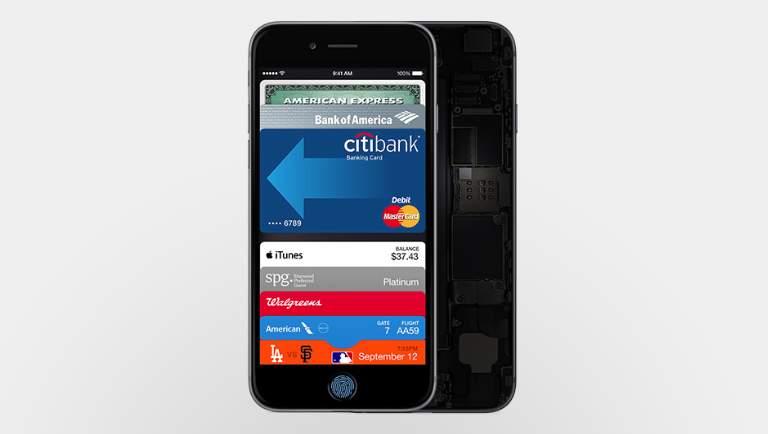 【Appleイベント】iPhoneがついに決済機能に対応!!決済機能「Apple Pay」 4番目の画像