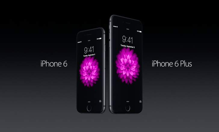 【Appleイベント】基本スペックは前評判通り!ついに発表されたiPhone6の全貌とは? 1番目の画像