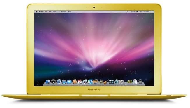 MBAが3色に!?MacBook AirのRetinaディスプレイモデルが新色を加え来年発売 2番目の画像