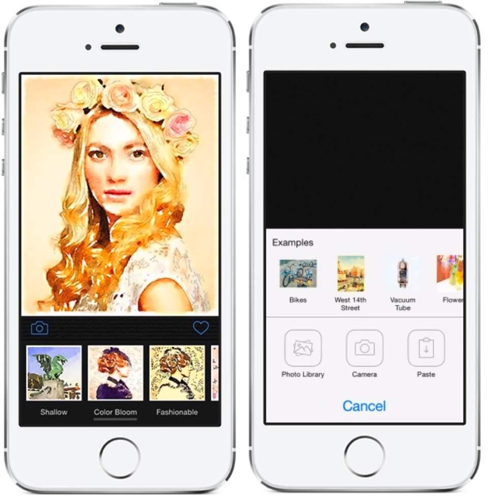 あなたの写真がアートに。「Waterlogue」はどんな写真も水彩画のように加工できるアプリ 2番目の画像