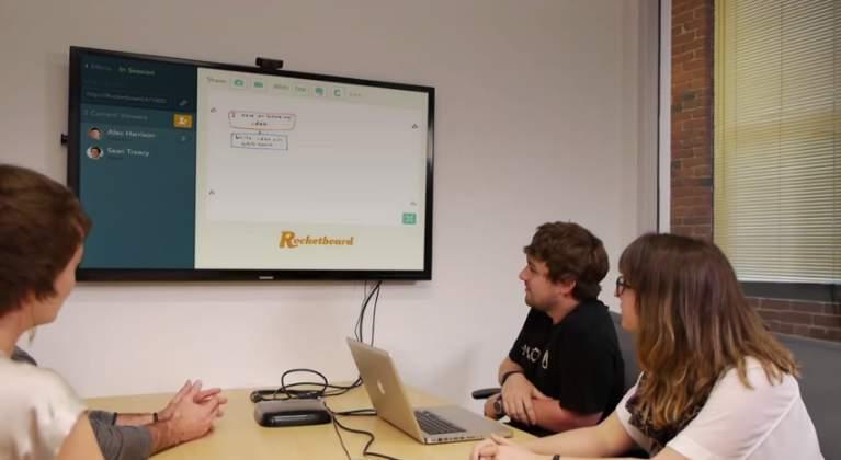 ホワイトボードの内容をリアルタイムに共有!会議に役立つ、ちょっとハイテクなサービスが海外で登場! 2番目の画像