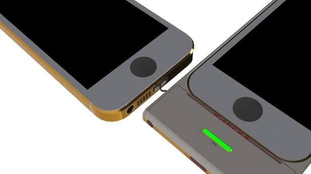 こんなのもあったら・・・。開発者のアイデアが詰まったiPhone専用充電スタンド「RAVERR」 5番目の画像