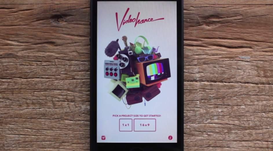 見せる動画から魅せる動画へ。気軽さと美しさを兼ね備えた動画編集アプリ「Videohance」 1番目の画像