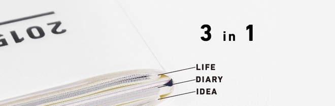 【2015年版】機能性もデザインも妥協しない! ビジネスマンにおすすめする人気手帳5選 2番目の画像
