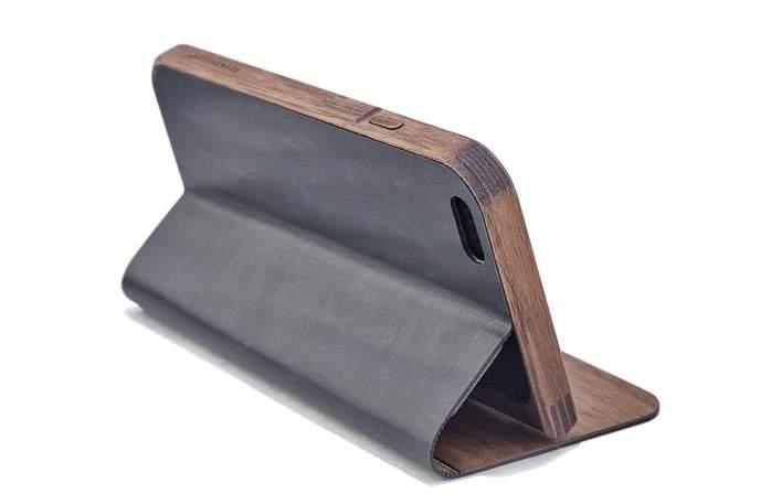 職人芸が織りなす至高のiPhoneケース。iPhone6は木製ケースでシブく決めましょう 3番目の画像