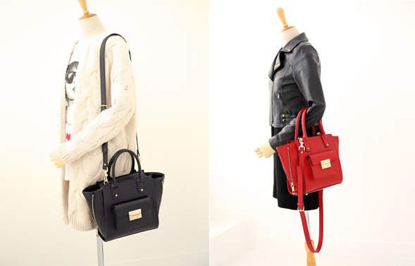 バッグを変えれば仕事もしやすく。働く女性を機能性でお助けする通勤バッグの選び方4つ 3番目の画像