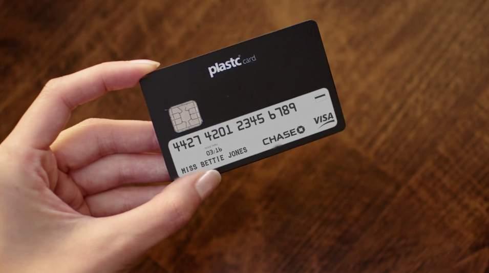 あらゆるカードの情報を集約する電子カード「plastc」があれば財布は要らなくなるかもしれない。 3番目の画像