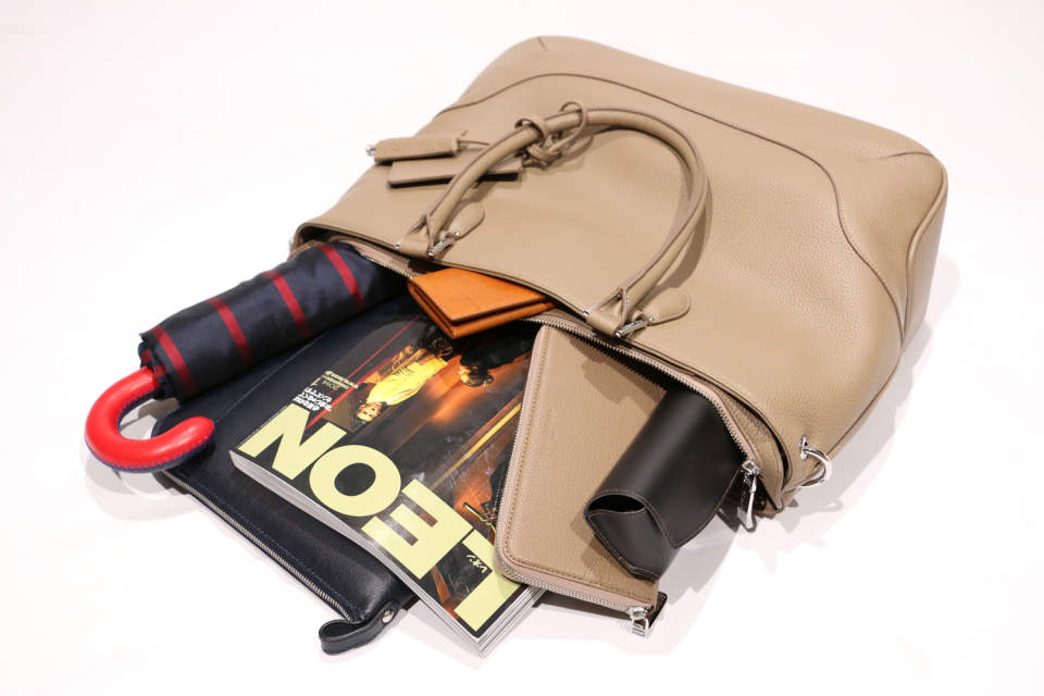 バッグを変えれば仕事もしやすく。働く女性を機能性でお助けする通勤バッグの選び方4つ 2番目の画像