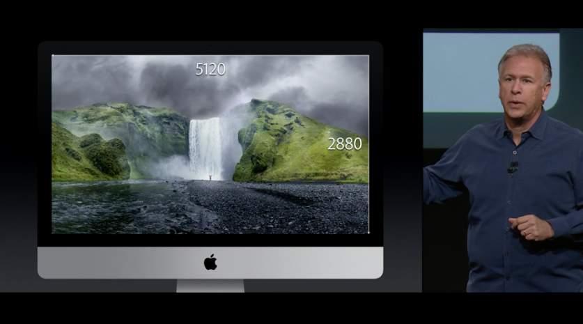 【Apple発表】iMac新製品速報:5K Retinaディスプレイ搭載でiMacはより美しく 2番目の画像