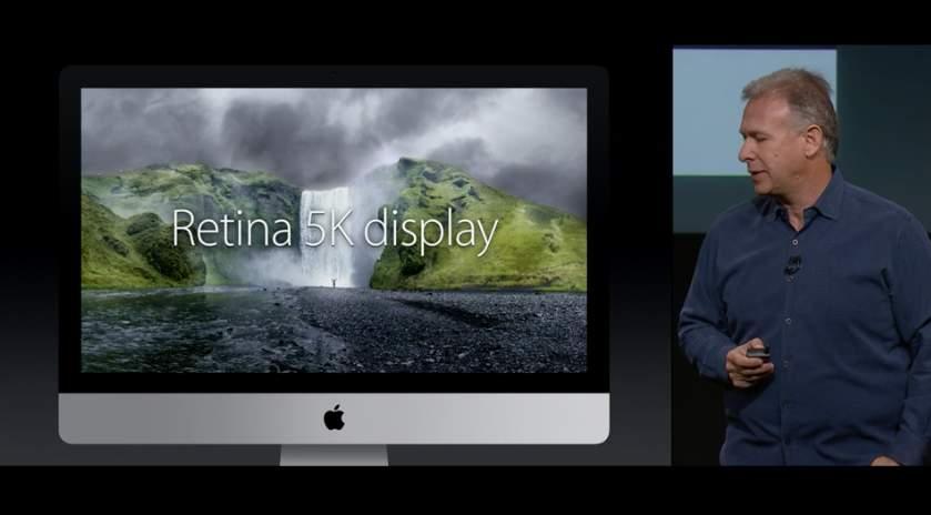 【Apple発表】iMac新製品速報:5K Retinaディスプレイ搭載でiMacはより美しく 3番目の画像