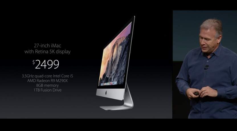 【Apple発表】iMac新製品速報:5K Retinaディスプレイ搭載でiMacはより美しく 12番目の画像