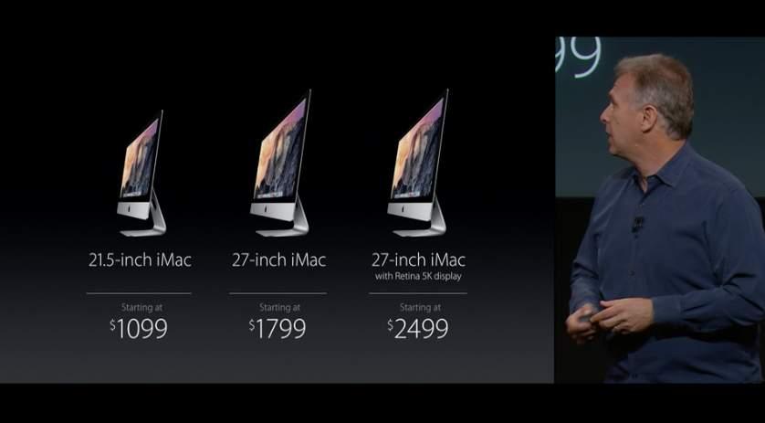 【Apple発表】iMac新製品速報:5K Retinaディスプレイ搭載でiMacはより美しく 13番目の画像