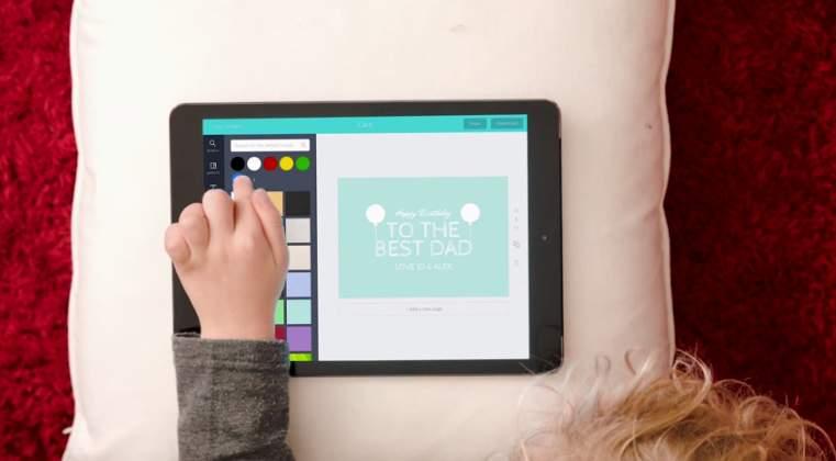 今日からあなたもデザイナー、iPadがあれば。ドラック&ドロップでデザインできる「Canva」 3番目の画像