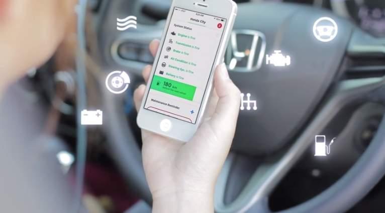 車にだってウェアラブル! 「Drivebot」を付けておけば愛車の状態がすぐ分かる 1番目の画像