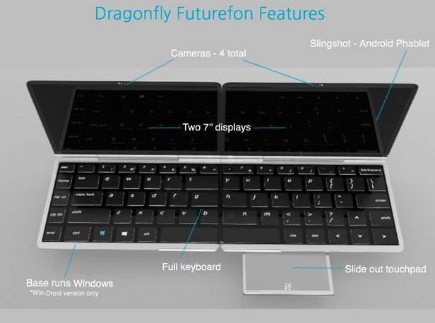 Surface危うし! スマホ+タブレット+ノートPCの最強過ぎるオールインデバイス登場 7番目の画像