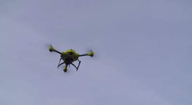 ドローンが救急医療を変える! AED搭載の救急救命ドローン「Ambulance Drone」 4番目の画像